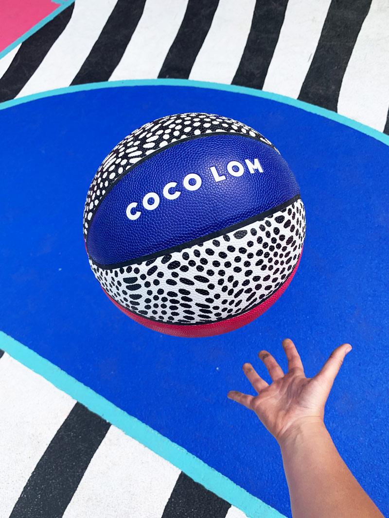 Coco Lom basketball